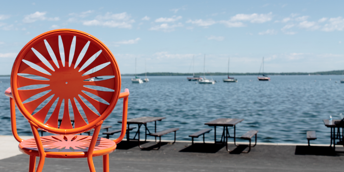 Memorial Union Chair